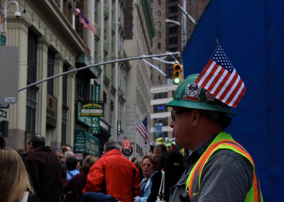 ground zero, new york,