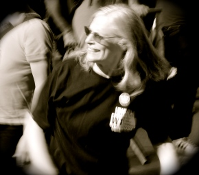 Dancing Woman, Zuccotti Park
