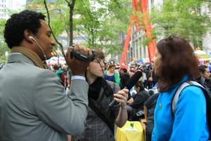Zuccotti Park, OWS