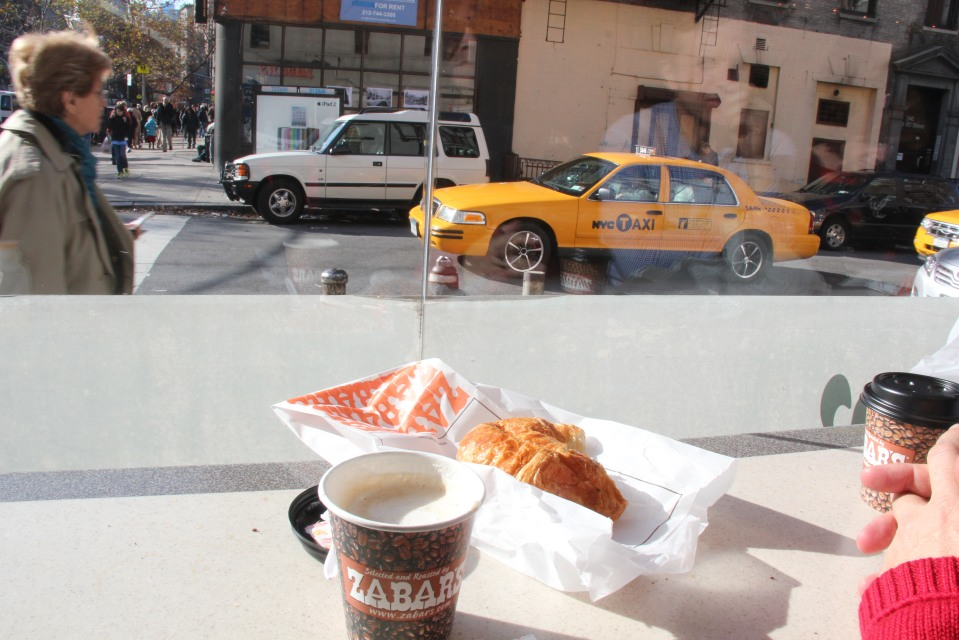 Zabar's,Upper west side Broadway