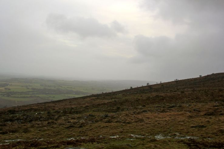 Dartmoor slopes