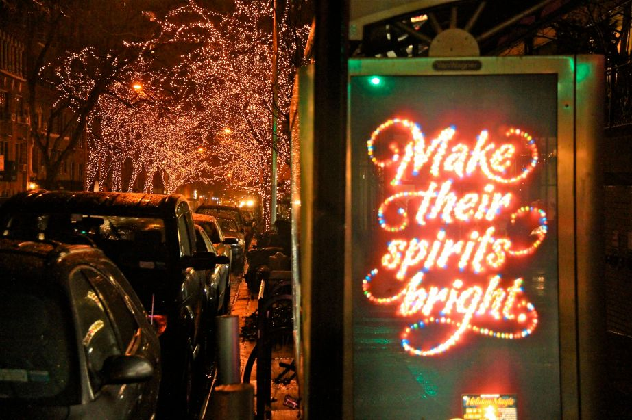 #4/Spirits bright