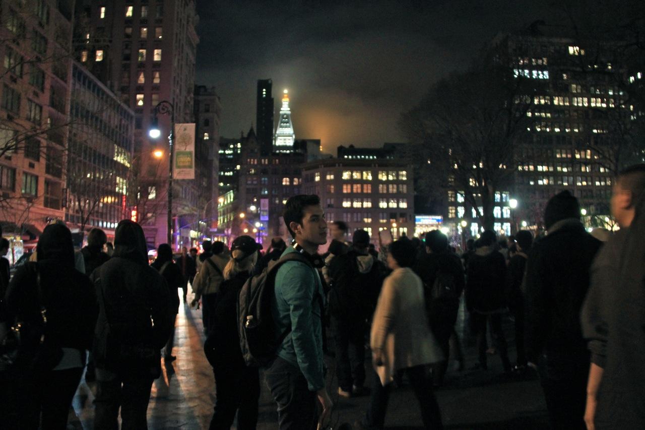 Union Square Gotham | NYLON DAZE