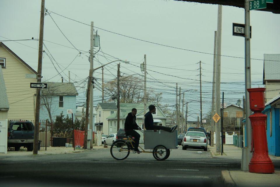 IMG_5143 Ice Cream cycle wagon in Rockaway. PA*F