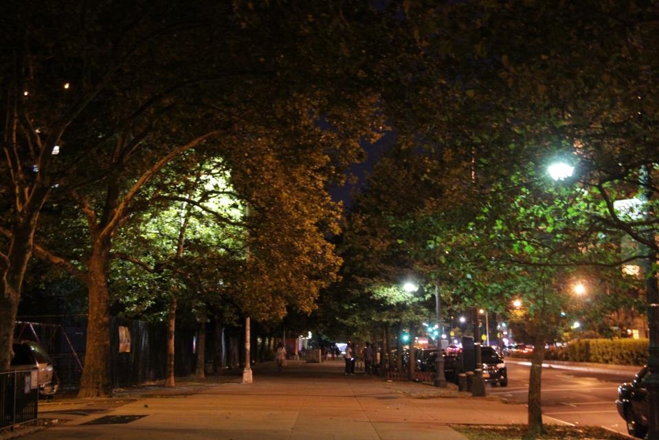 Harlem Night Lights