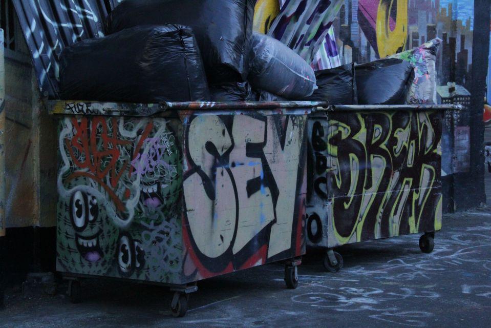 Graffiti Trash 5Ptz