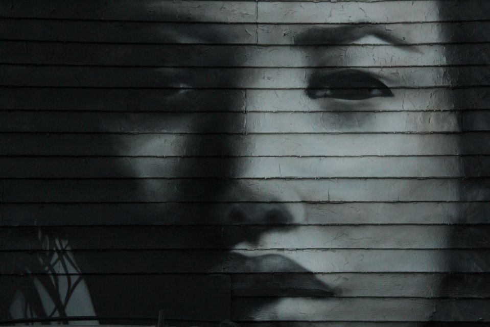 Black & White tears