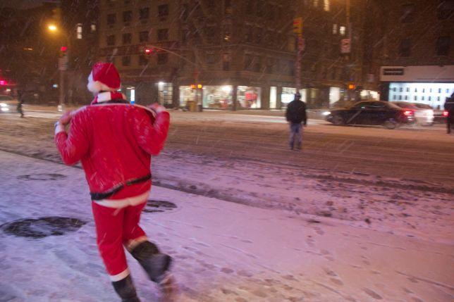 Skip Santa