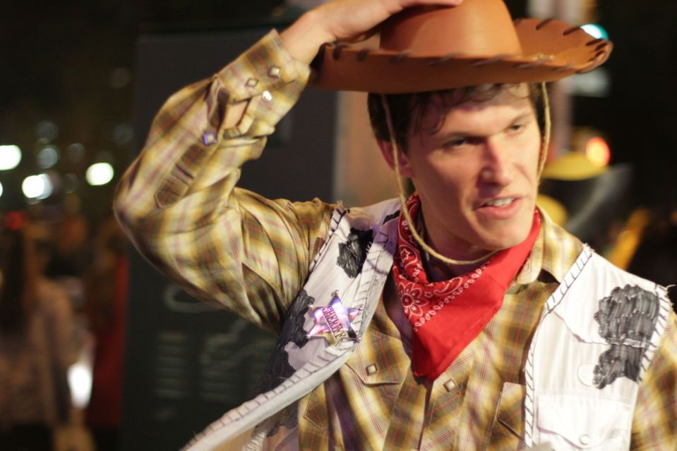 Cowboy Howdie