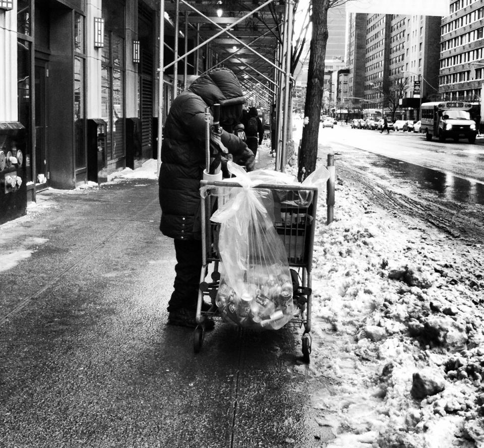 Street Life Snow