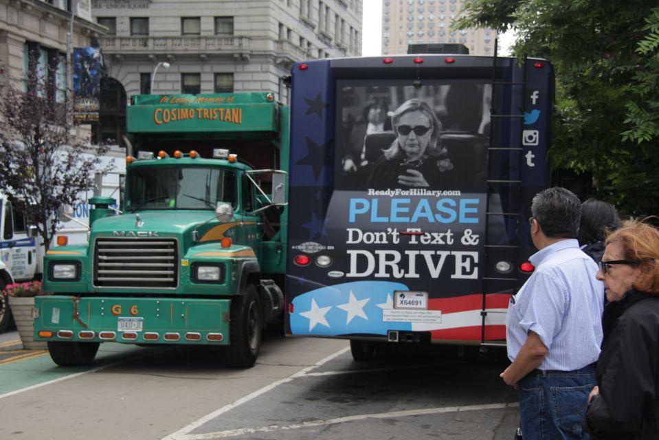 Hillary Bus