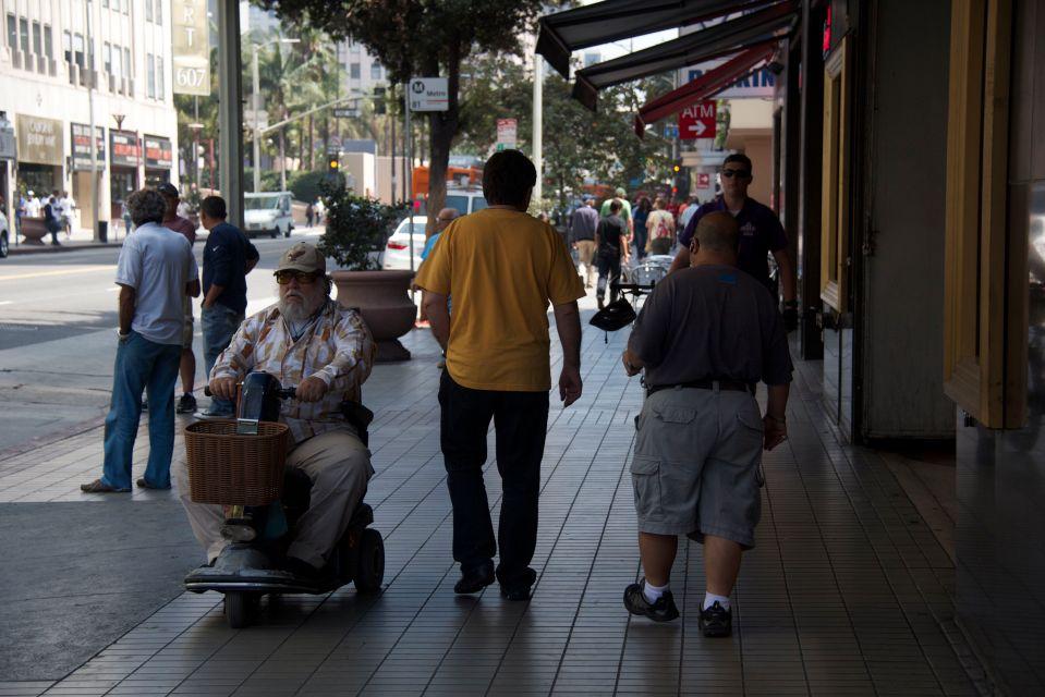 Wheelchair Cruising