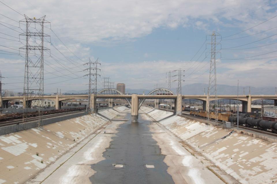 LA river run