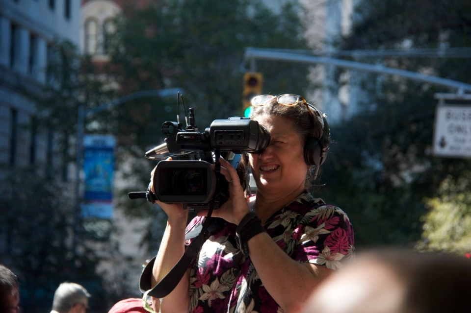 Loaded Camera