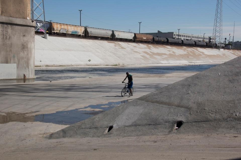 LA River Bed-7