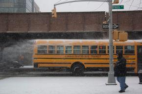 Bus Blizzard