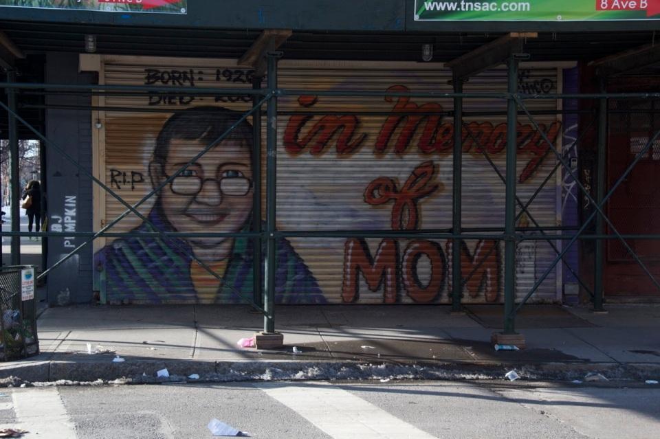 Mom Memorial