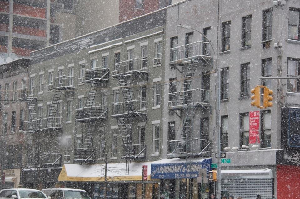 Snow Tenement