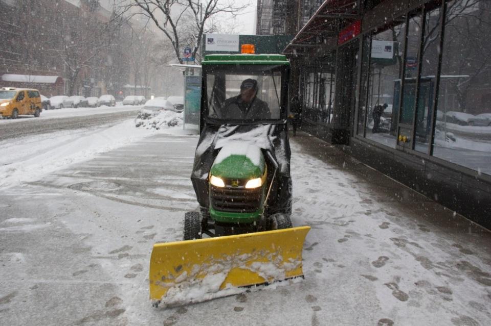 Street Plow