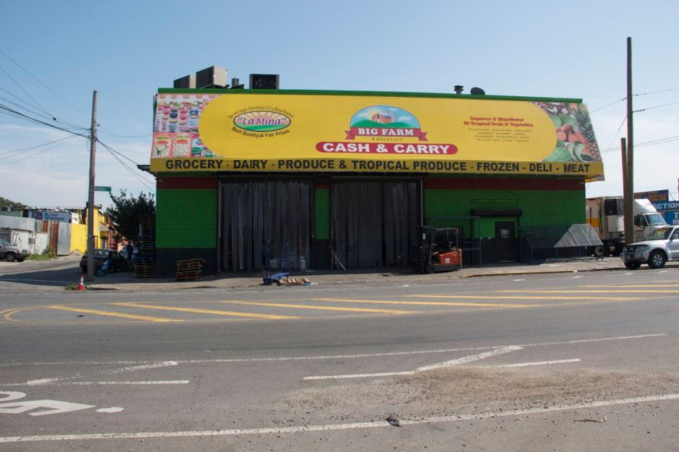 Cash & Carry Hunts Point, the Bronx