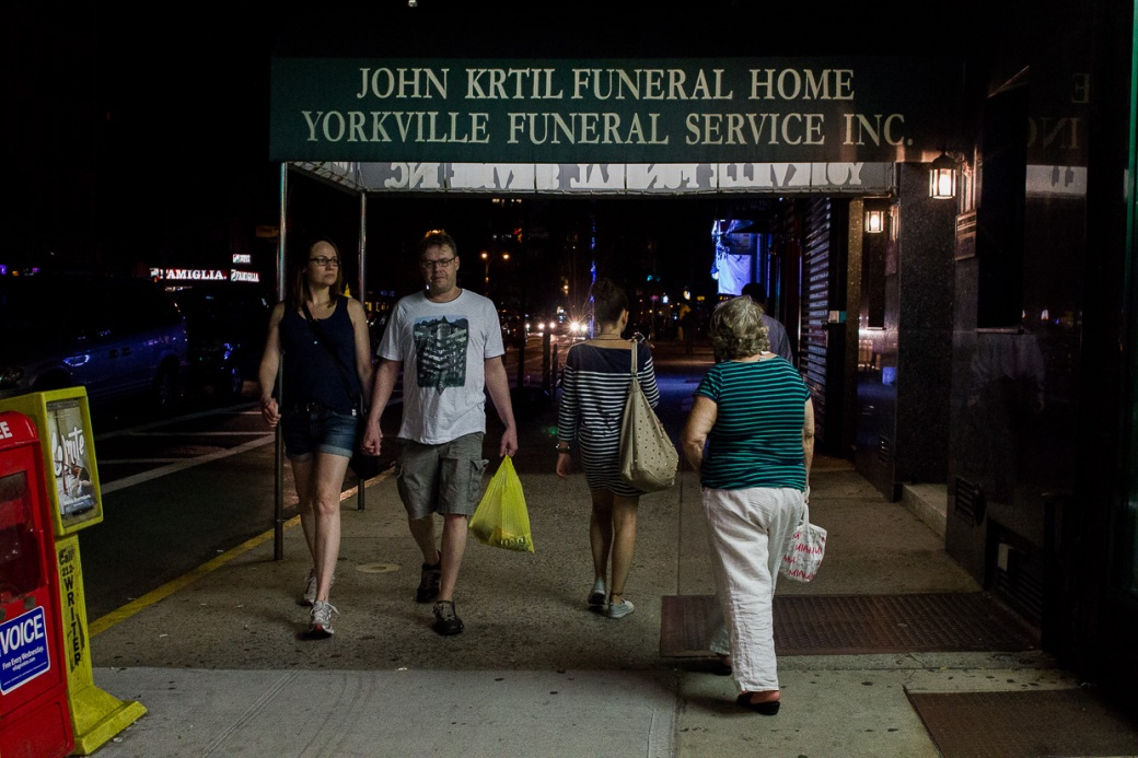 John Krtil Funeral Home NYC