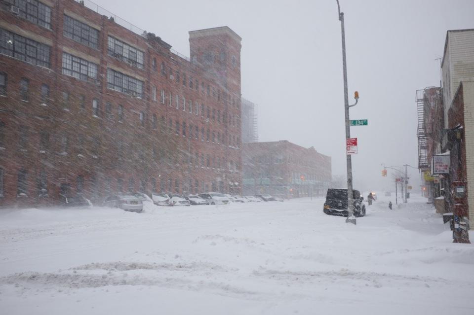 134 St South Bronx©PattiFogarty