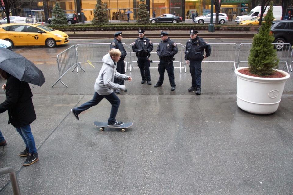 Boy Skater ©Patti Fogarty