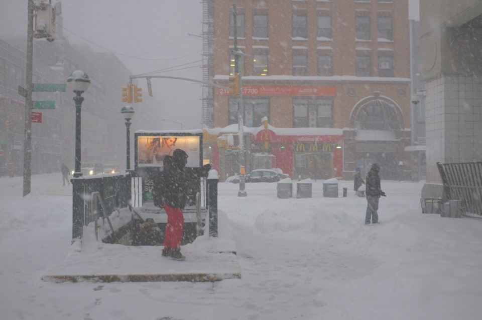 Lex and 125 Blizzard