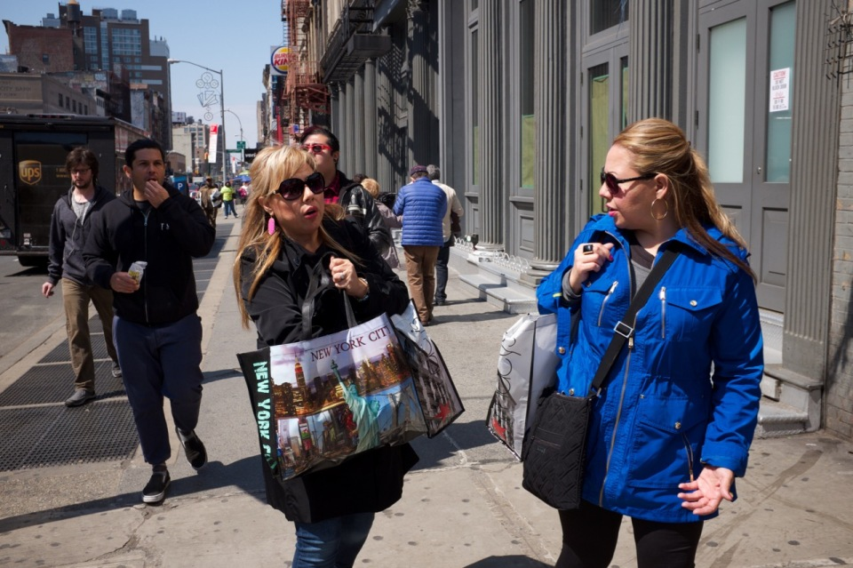NY Bag ©PattiFogarty