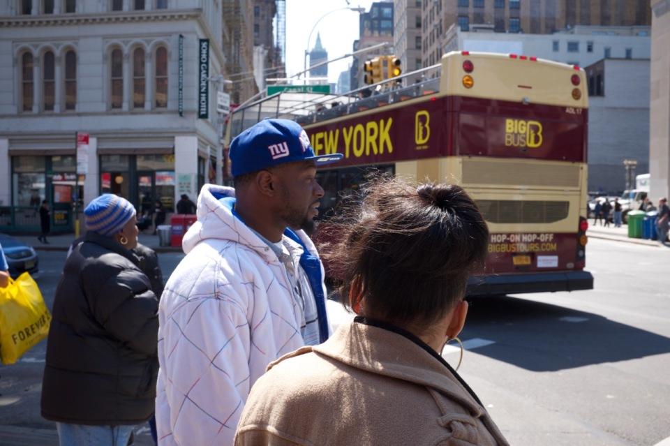 NY bus & Cap